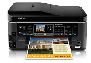 Epson WorkForce 645 Driver Download For Windows 10 And Mac OS X
