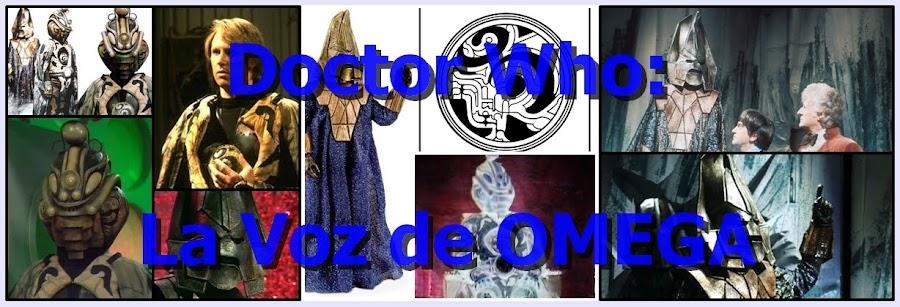 Doctor Who: La Voz de OMEGA