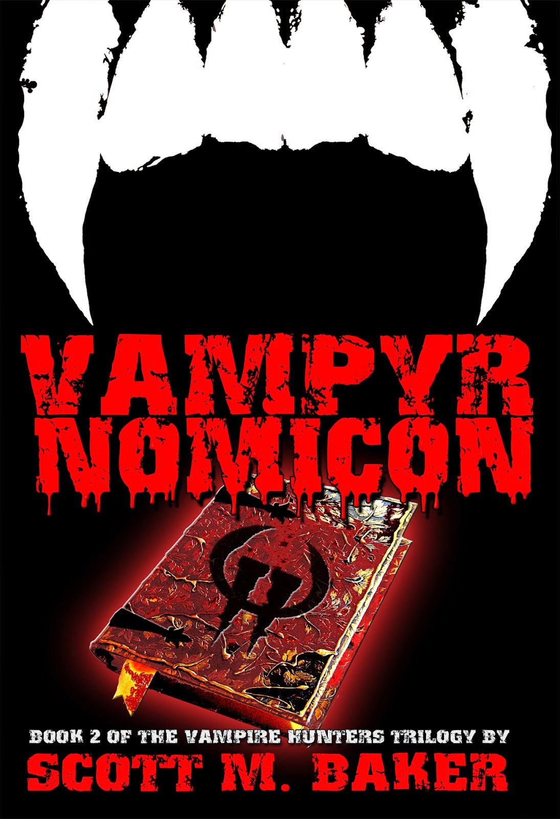 The Vampire Hunters: Vampyrnomicon (trade paperback)