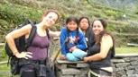 Melania Pérez que vivió el terremoto de Nepal, pide ayuda para el país