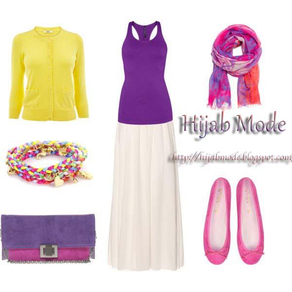 Idée tenu hijab