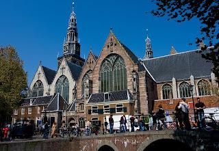 Oude Kerk de Amsterdam