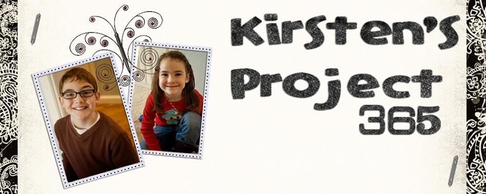 Kirsten's Project 365