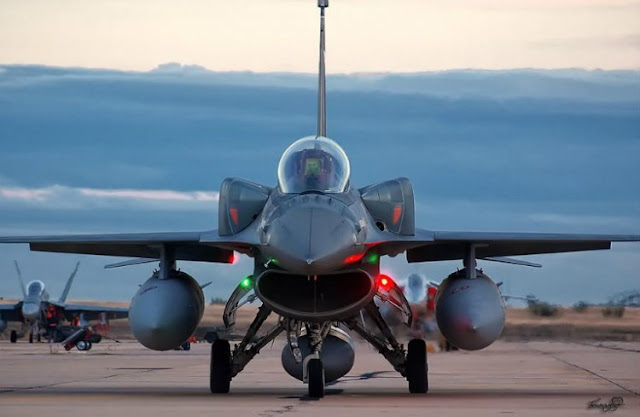 Pesawat Tempur F-16 Turki Akan Dilengkapi Dengan Sistem Perperangan Elektronik Canggih