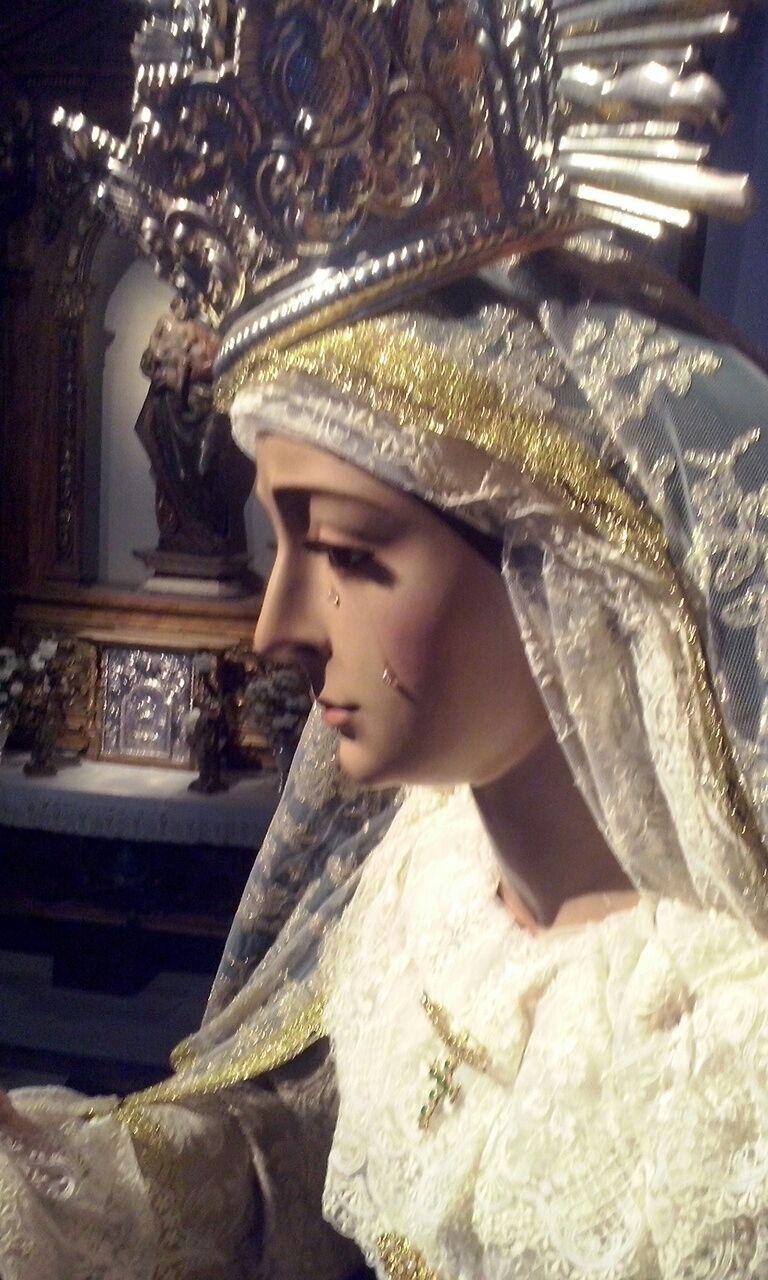 MARIA SANTÍSIMA DE LA ESPERANZA DE UBRIQUE
