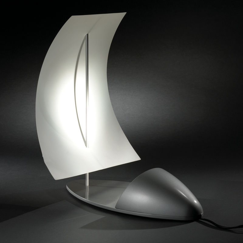 lamp designed by japanese designer hironao tsuboi this clever lamp