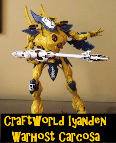 Craftworld Iyanden
