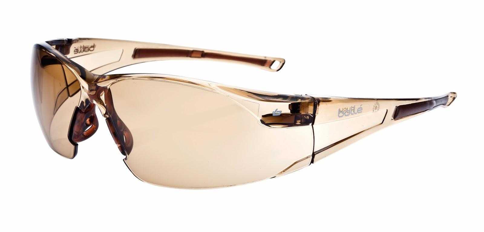 La información preliminar explica también cómo vemos, los tipos de lentes correctoras, así como los materiales de las lentes empleados por Bollé Safety