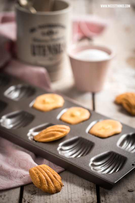 Dark and Moody Foos Photography madeleines Thermomix Rezept #darkandmoody #foodphotography #madeleines #thermomix