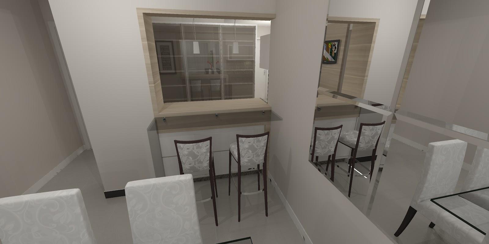 Sekai Projetos e Interiores: Sala e cozinha conjugadas #403B34 1600 800