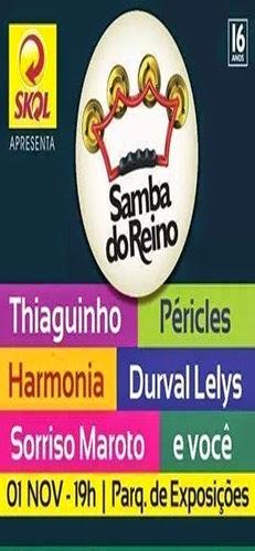 SAMBA DO REINO 2014