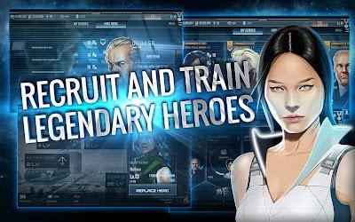 Galactic Heroes Apk v1.0.0