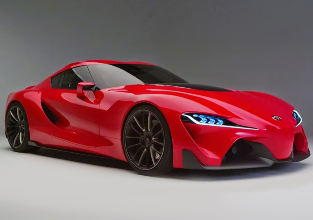 2016 Toyota Supra Convertible Concept Cars   When Toyota Launched The FT 1  Concept, The Full Business Stood Up And Took Notice Of The New Athletics Car .