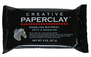 how to use jnbm paper clay