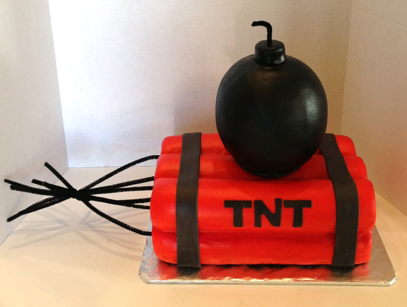 The Cake Market Dynamite Cake