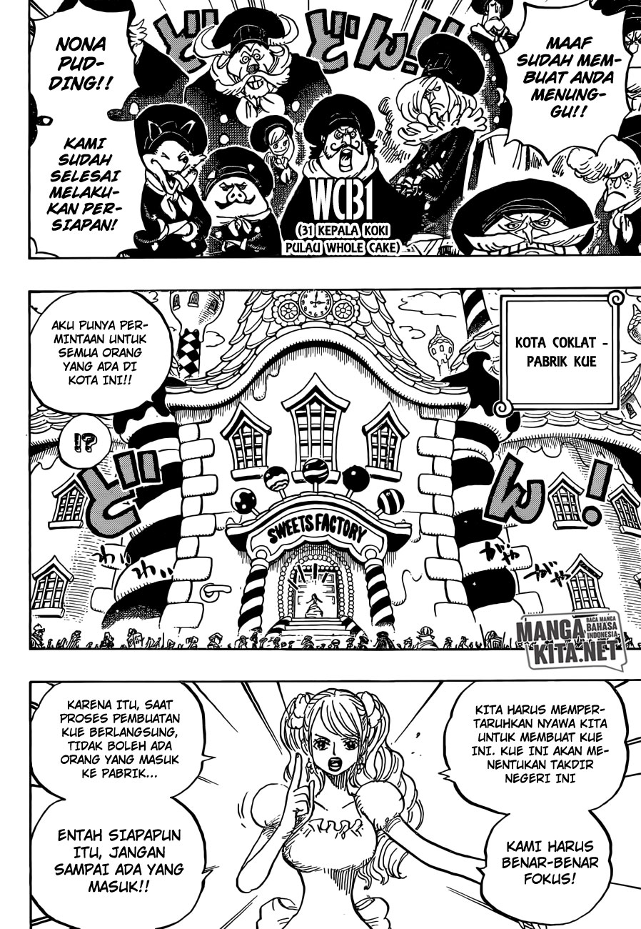 One Piece Chapter 880-4