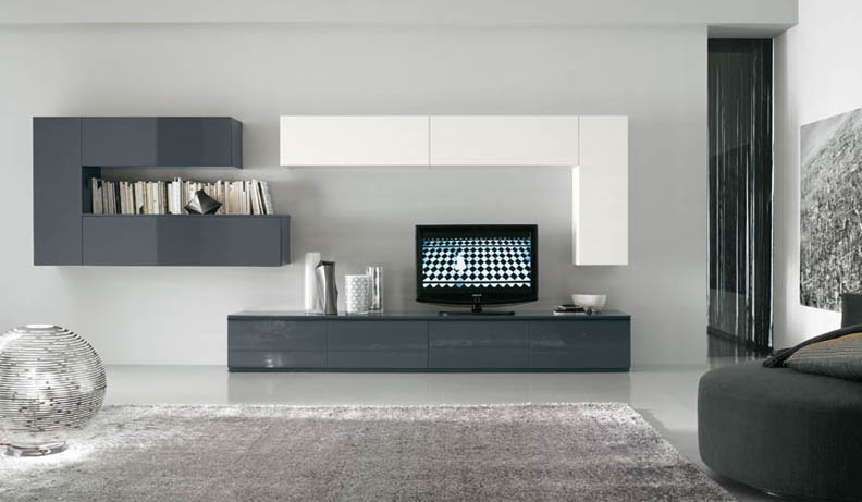 Sala De Estar Minimalista Moderno ~ S³ ARQUITETURA E PLANEJAMENTO Decoração sala de estar minimalista
