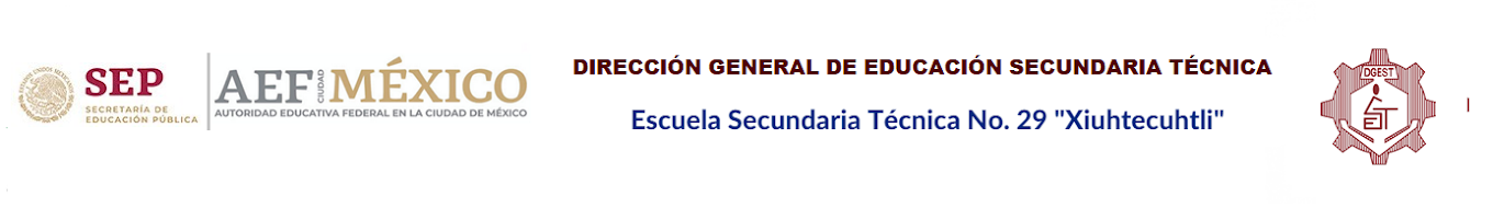 Blog Secundaria Técnica 29