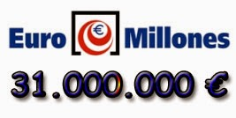 Euromillones martes 13/05/2014