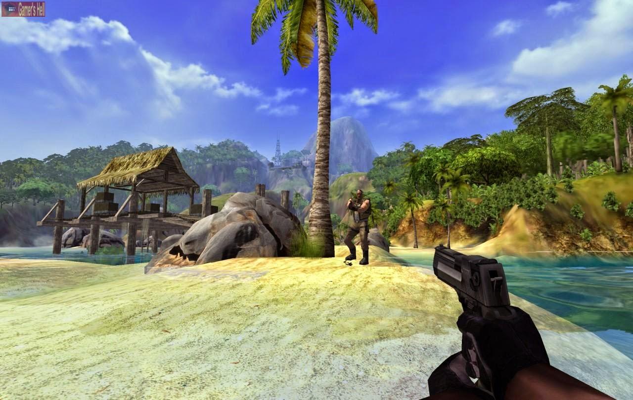 far cry 1 game screenshot