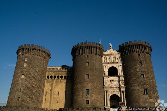 Castel Nuovo de Napoles
