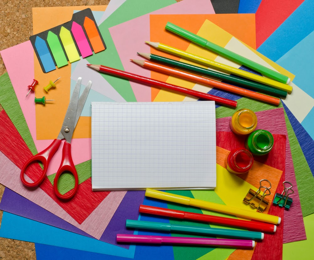 Musings of a twenty something teacher crafty projects part 1 for Children s arts and crafts supplies