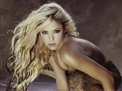 Shakira HD Photo Shoot