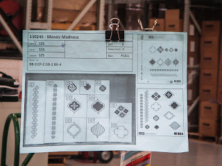 How Stampin' Up! Stamps are made - with UK Stampin' Up! Demonstrator Bekka Prideaux