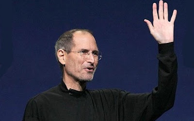 Steve Jobs bersara dari Apple