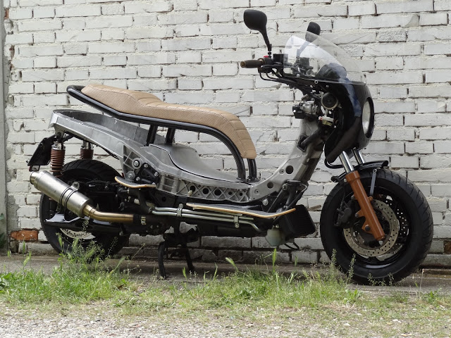 YAMAHA MAJESTY400