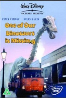 One of our dinosaurs is missing - Disney