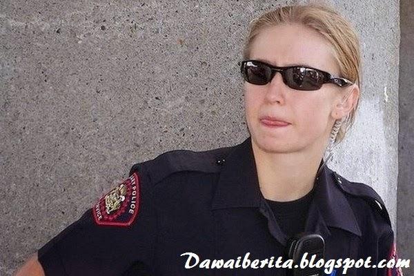 Daftar 10 Negara yang memiliki Polisi Wanita Paling Cantik di Dunia