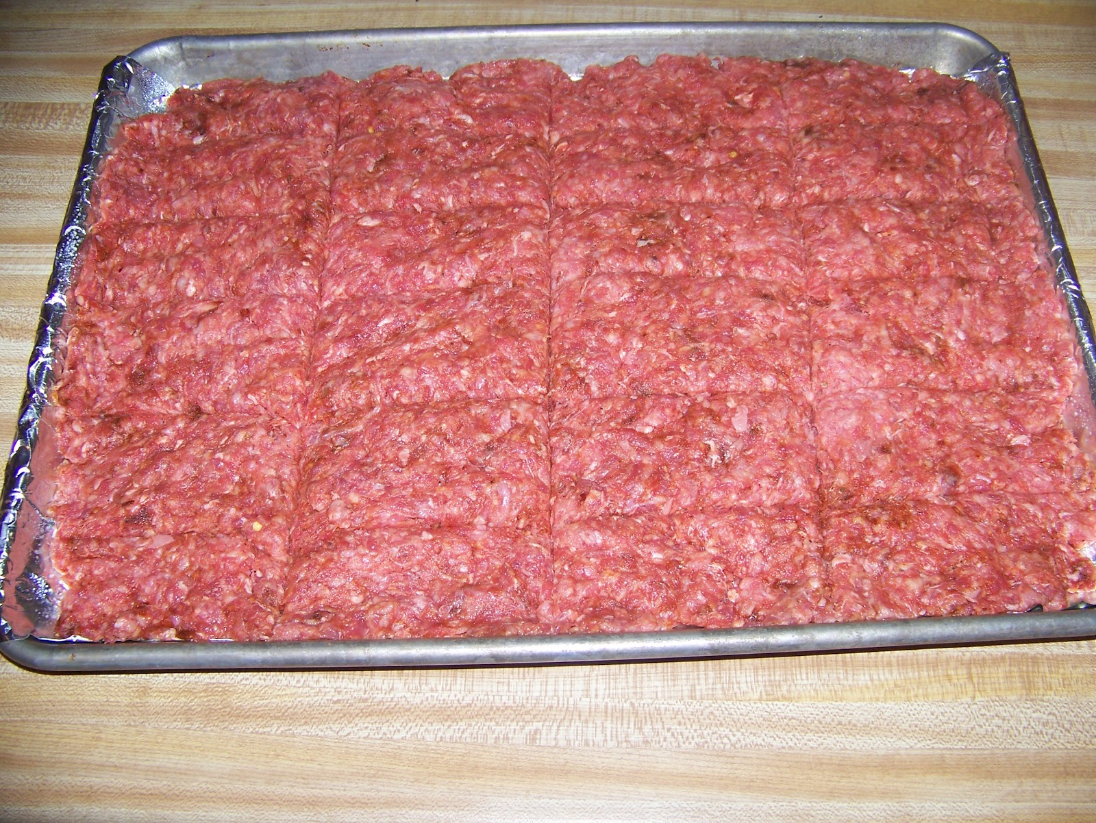 how to make jerky in the oven with ground beef