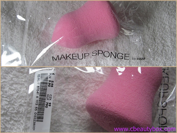 H&M Makeup Sponge {Beauty Blender dupe?}