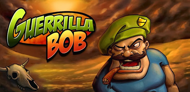 Guerrilla Bob 1.4 Apk Mod Full Version Unlimited Money Download-iANDROID Games