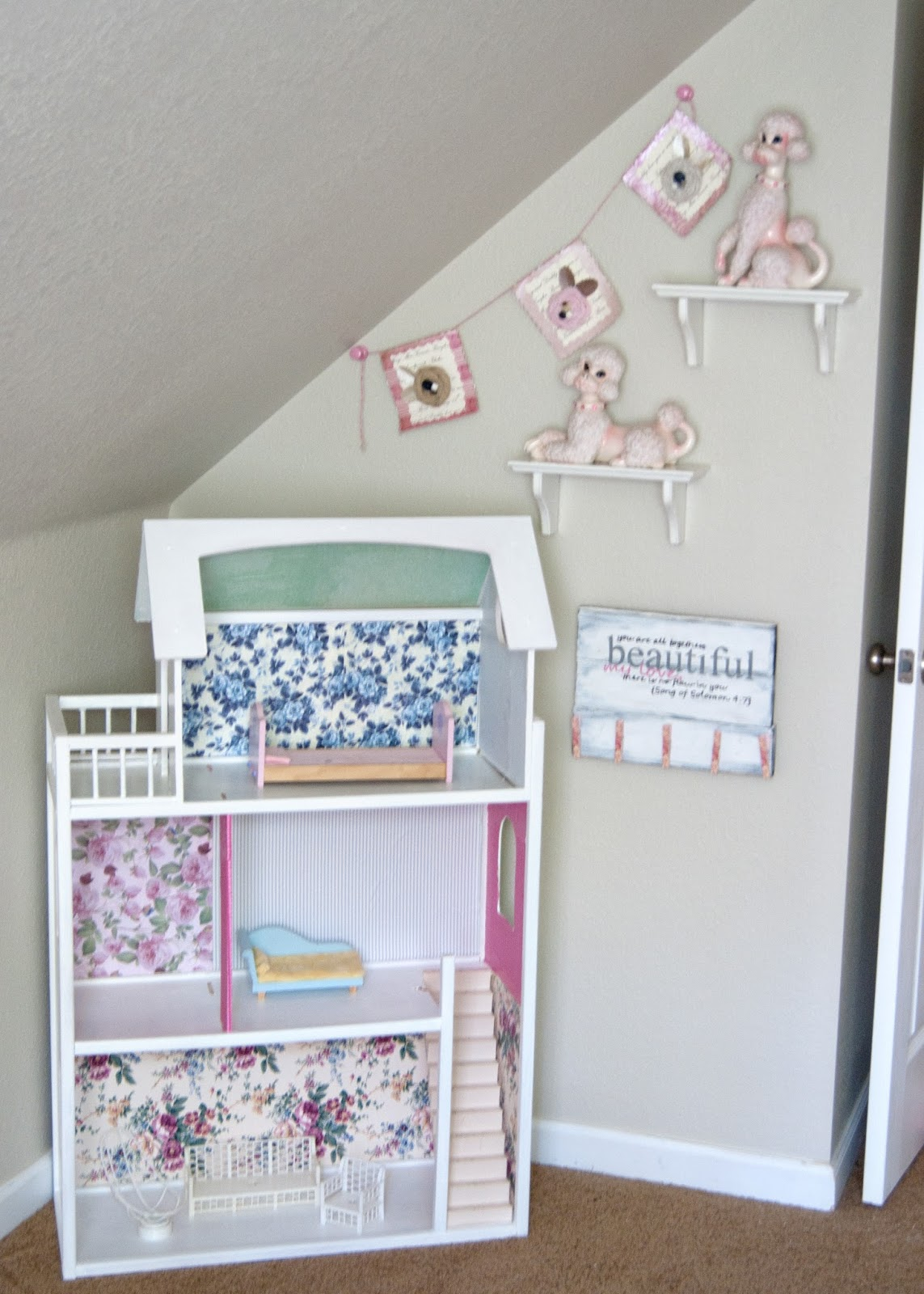 Dollhouse Corner - Source List and Cost