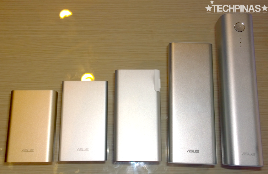 Asus Powerbank, Asus ZenPower, Asus Powerbanks