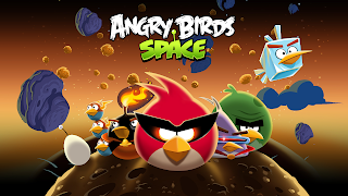 Angry Birds Space Keren