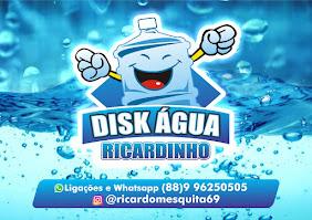 Disk Água Ricardinho