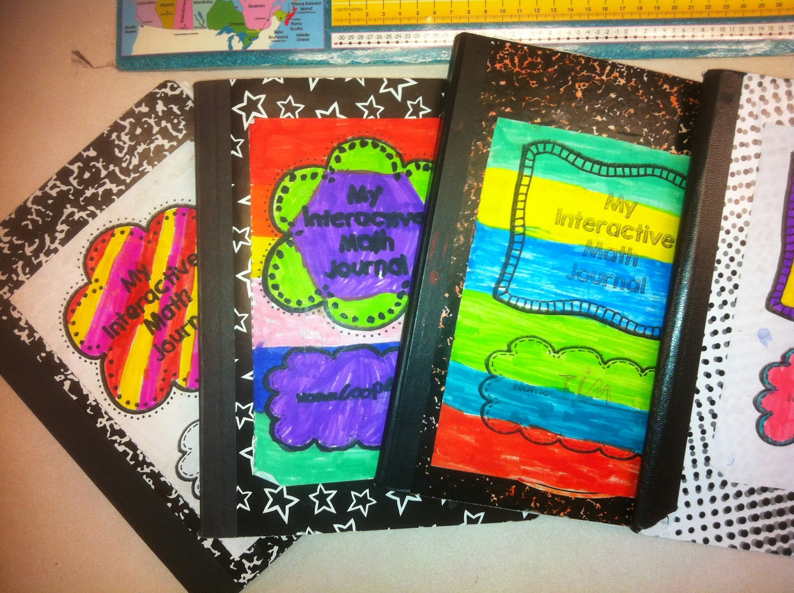 Classroom Design Journal Articles ~ Who s and new interactive math journals