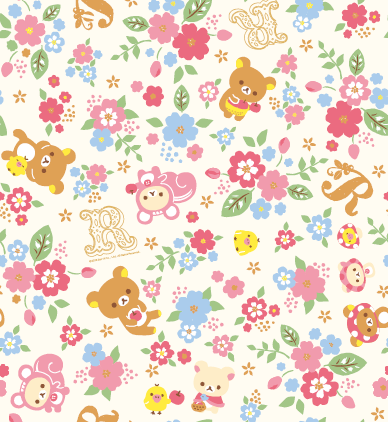 Rilakkuma shop rilakkuma wallpaper for Where can i get wallpaper for my room