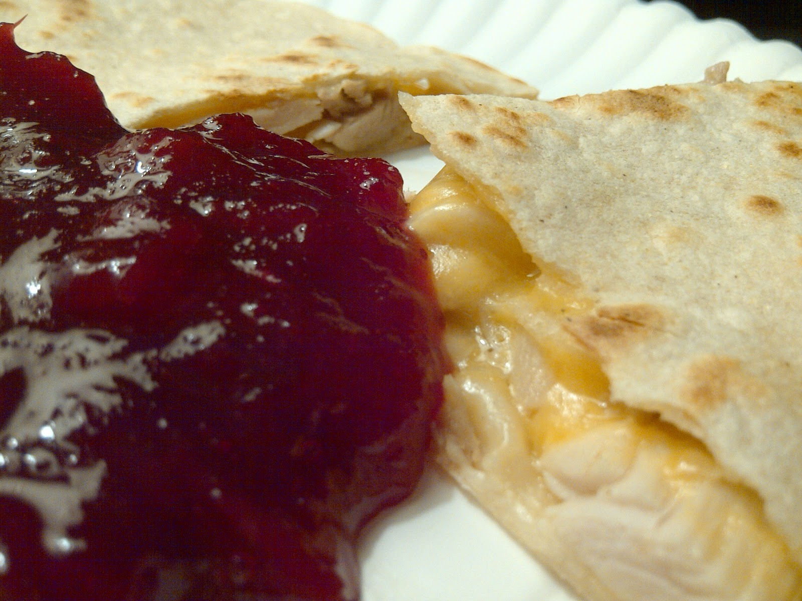 ... turkey to feed a small country no problem this turkey quesadilla makes