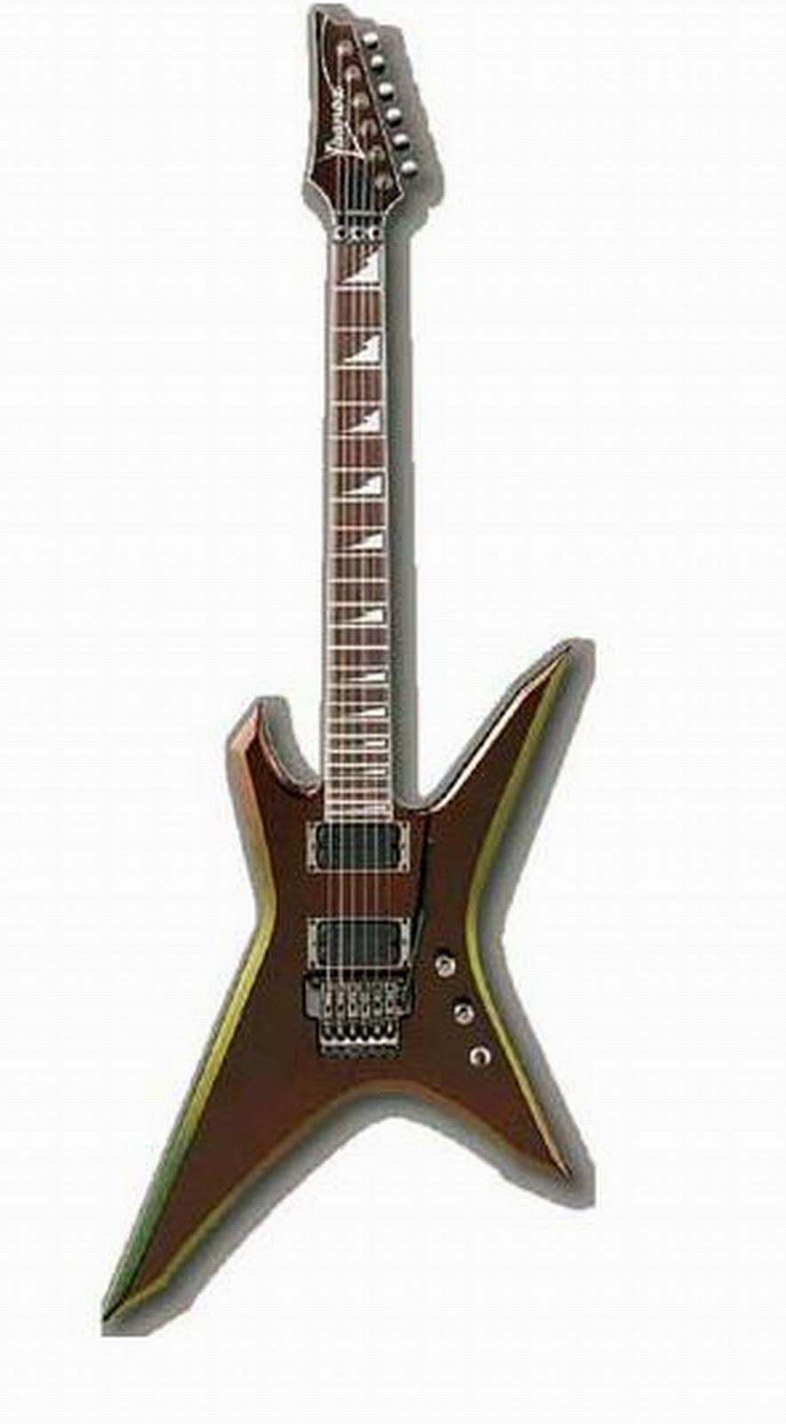 Guitar Ibanez Xpt700 Rcm Guitarist