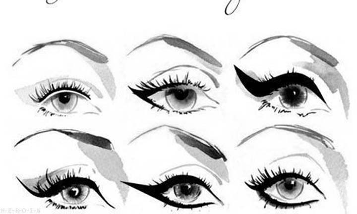 Makeup tips from popular makeup artist makeup and mua how to how to draw arrows correctly simple makeup tips ccuart Images