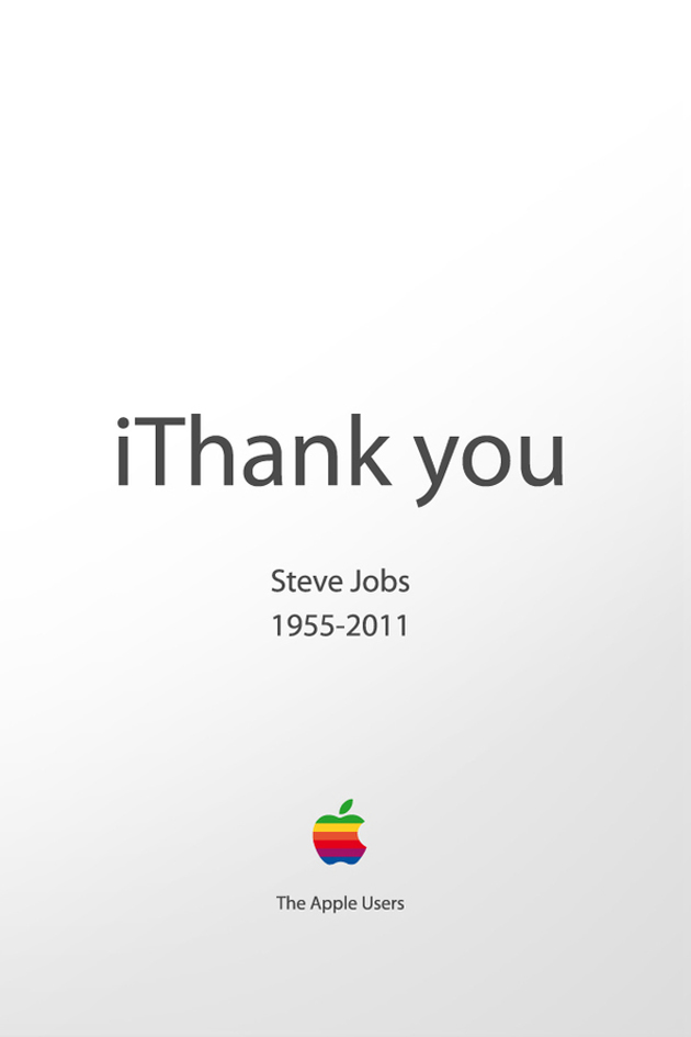 Download Steve Jobs Wallpapers for iPhone (HD) - tribute to steve jobs wallpapers