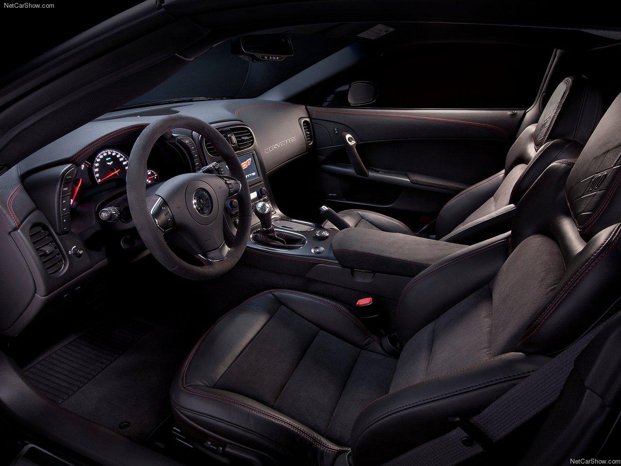 ... twenty-first century: 2012 Chevrolet Corvette Z06 Centennial Edition