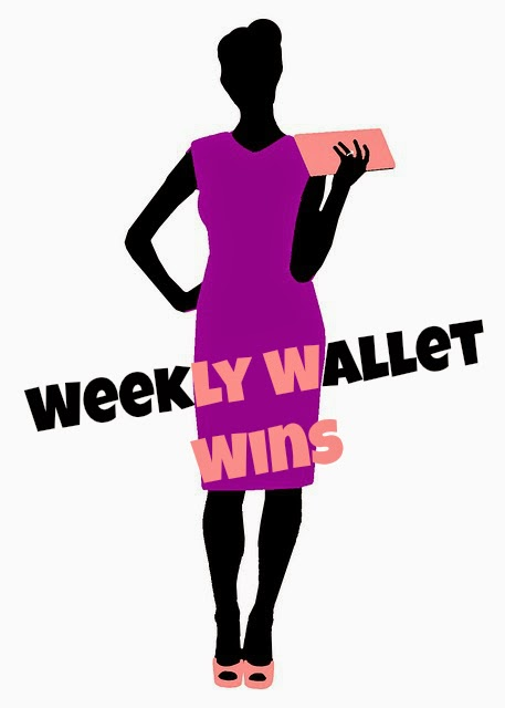 saving money on weekly wallet wins