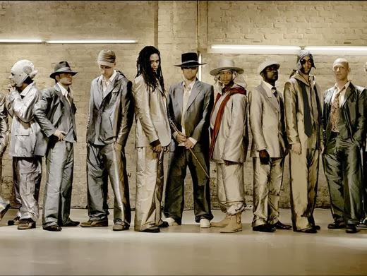 SEEED reggae showband-german reggaeband-workwithroemer