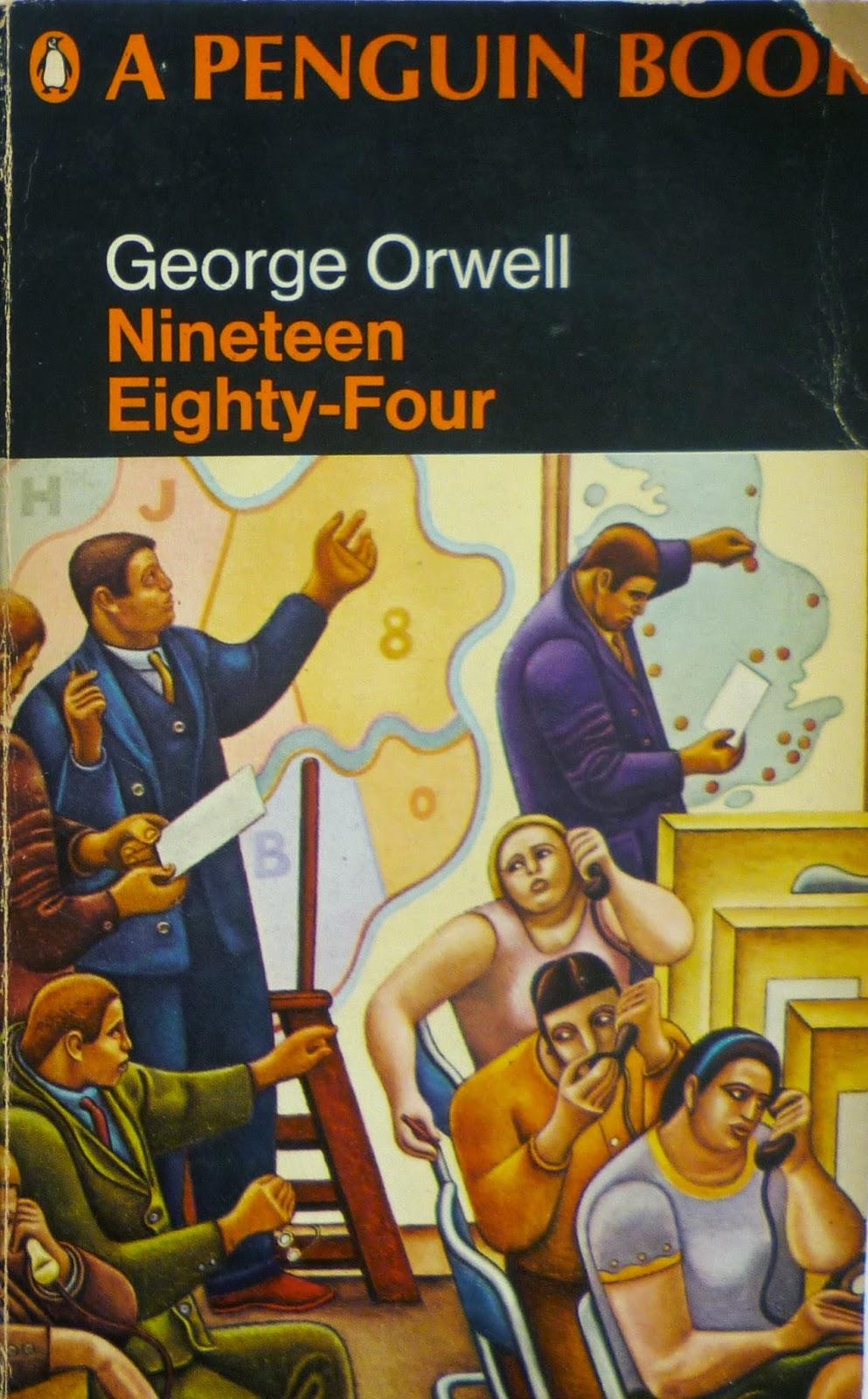 essays on 1984 george orwell