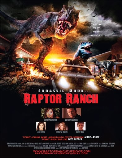 Poster de Raptor Ranch